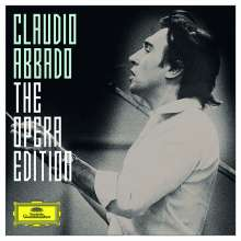 Claudio Abbado - The Opera Edition, 60 CDs