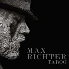 Max Richter (geb. 1966): Taboo (Filmmusik), CD
