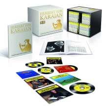 Herbert von Karajan - Complete Recordings on Deutsche Grammophon & Decca (Auf 2500 Exemplare limitierte und nummerierte Edition), 24 DVDs