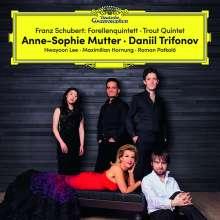 """Franz Schubert (1797-1828): Klavierquintett D.667 """"Forellenquintett"""" (180g), 2 LPs"""