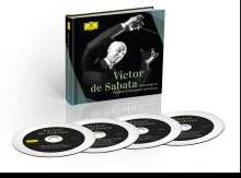 Victor de Sabata - Recordings on Deutsche Grammophon & Decca, CD
