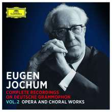 Eugen Jochum - Complete Recordings on Deutsche Grammophon Vol.2 (Opera and Choral Works), 38 CDs