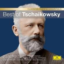 Peter Iljitsch Tschaikowsky (1840-1893): Best Of Tschaikowsky, CD