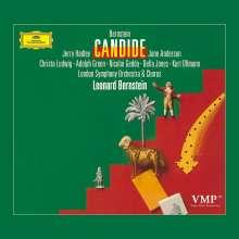 Leonard Bernstein (1918-1990): Candide (CD & DVD), 2 CDs
