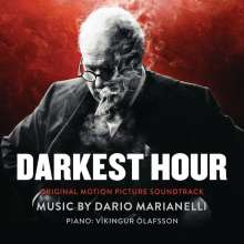 Filmmusik: Darkest Hour (Original Soundtrack), CD