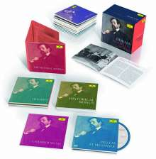 Claude Debussy (1862-1918): Debussy Complete Works, 24 CDs