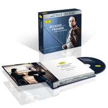 Niccolo Paganini (1782-1840): Violinkonzerte Nr.1-6 (mit Blu-ray Audio), 7 CDs