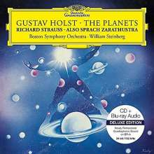 Gustav Holst (1874-1934): The Planets op.32 (mit Blu-ray Audio), CD