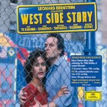 Leonard Bernstein (1918-1990): West Side Story (CD & DVD), CD