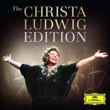 Christa Ludwig Edition, 12 CDs