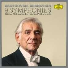 Ludwig van Beethoven (1770-1827): Symphonien Nr.1-9 (180g), 9 LPs