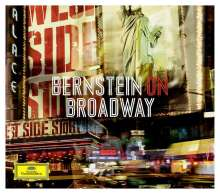 Leonard Bernstein (1918-1990): Bernstein on Broadway, CD
