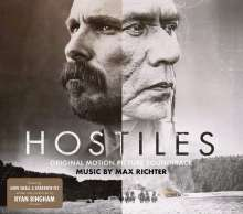 Filmmusik: Hostiles, CD