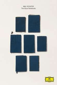 Max Richter (geb. 1966): The Blue Notebooks (Limited-Super-Deluxe-Edition), 2 CDs