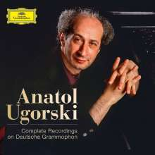 Anatol Ugorski - Complete Recordings on Deutsche Grammophon, 13 CDs