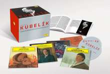 Rafael Kubelik - Complete Recordings on Deutsche Grammophon, 64 CDs