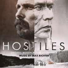 Max Richter (geb. 1966): Filmmusik: Hostiles (O.S.T.) (180g), 2 LPs