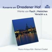 Konzerte am Dresdner Hof, CD