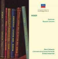 Carl Maria von Weber (1786-1826): Fagottkonzert op.75, CD