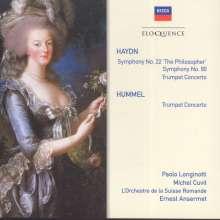 Joseph Haydn (1732-1809): Symphonien Nr.22 & 90, CD