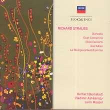 Richard Strauss (1864-1949): Burleske für Klavier & Orchester, 2 CDs