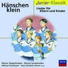Hänschen Klein - Lieder für Mutter und Kind, CD