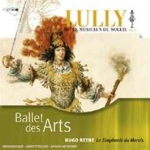 Jean-Baptiste Lully (1632-1687): Ballet des Arts, CD