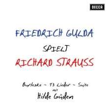 Friedrich Gulda spielt Richard Strauss, CD