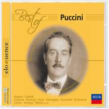 Best of Puccini, CD