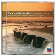 Sinn und Sinnlichkeit - Die Klangwelt der Panflöte, CD