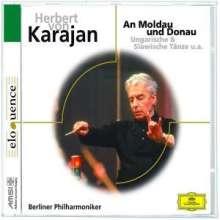 Herbert von Karajan - An Moldau und Donau, CD