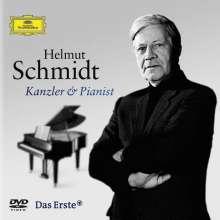 Helmut Schmidt - Kanzler und Pianist (CD mit DVD), CD