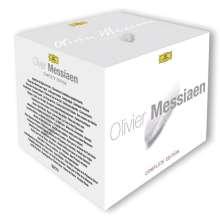 Olivier Messiaen (1908-1992): Olivier Messiaen - Complete Edition (DGG), 32 CDs