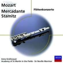 Irena Grafenauer spielt Flötenkonzerte, CD