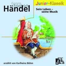 Georg Friedrich Händel (1685-1759): Händel:Sein Leben-Seine, CD