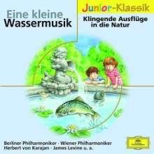 Georg Friedrich Händel (1685-1759): Eine Kleine Wassermusik, CD