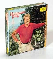 Hermann Prey - Kein schöner Land (Deutsche Volkslieder), 8 CDs