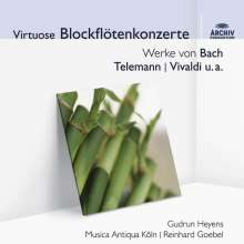 Virtuose Blockflötenkonzerte, CD