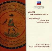 Consort of Musicke, CD