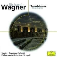 Richard Wagner (1813-1883): Tannhäuser (Ausz.), CD