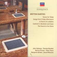 Benjamin Britten (1913-1976): Britten Rarities, CD
