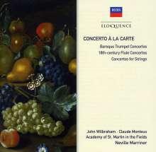 Concerto a La Carte, 2 CDs