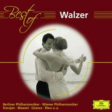 Frederic Chopin (1810-1849): Best of Walzer, CD