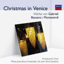 Monteverdi-Choir - Christmas in Venice, CD