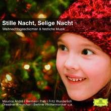 Stille Nacht, Selige Nacht - Lieder und Geschichten, CD