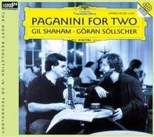 Gil Shaham & Göran Söllscher - Paganini For Two, XRCD