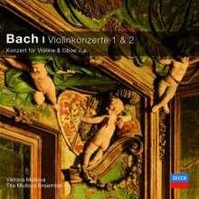 Johann Sebastian Bach (1685-1750): Violinkonzerte BWV 1041,1042,1056, CD