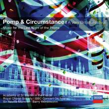 Pomp & Circumstance - A Very British Festival, CD