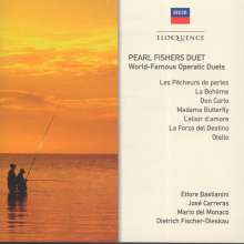 Pearl Fishers Duet - World-Famous Operatic Duets, CD