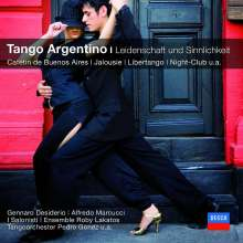 Tango Argentino - Leidenschaft und Sinnlichkeit, CD